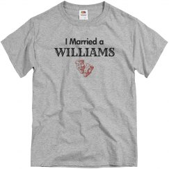 Married a williams