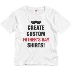 Custom Dad Shirts