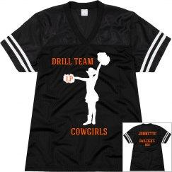 "Drill ""Mom"" jersey"