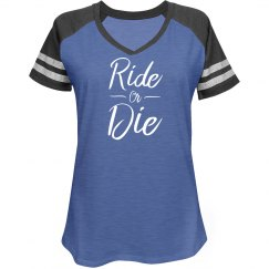 Ride or Die Tshirt