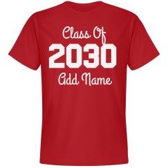 Kindergarten School Class of 2030