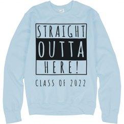 Straight Outta Graduation 2018