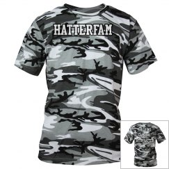 Camping with Hatter urban Camo