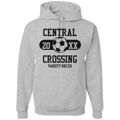 Soccer Sports Fan Design