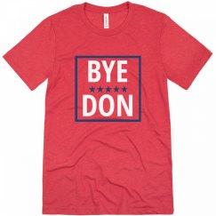 Bye Don Biden 2020 Tee