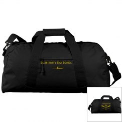 Large personalized Duffle Bag