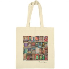 Doors of Buenos Aires (tote bag)