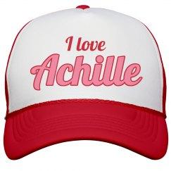 I love Achille