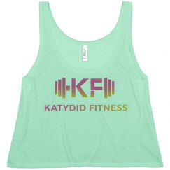 Katydid Fitness Crop Top