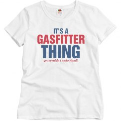 It's a Gasfitter thing