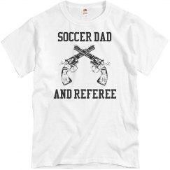 Soccer dad/referee
