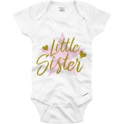 Little Sister Pink Star