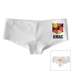 Ladies KMAC CANCER PANTIE
