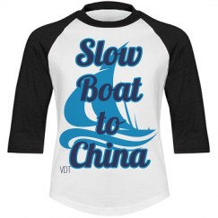 SLOW BOAT TO CHINA - Tap
