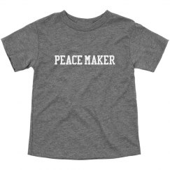 TODDLER PEACE MAKER