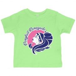 Little Girls have Ponytails too!