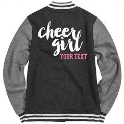 Your Custom Cheer Jacket