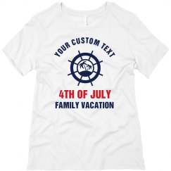 Tropical Custom Family Reunion Tee