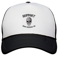 support trucker hat