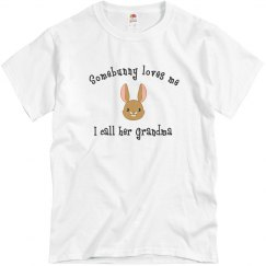 Somebunny - Grandma grey
