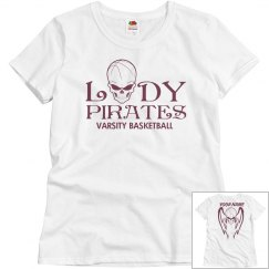 Basketball: Ladies Shirt