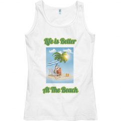 Better at the Beach Tank