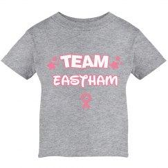 Team Eastham Baby T-shirt