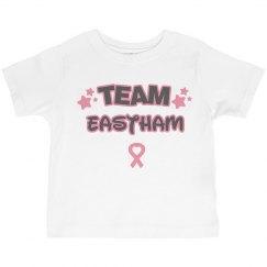 Team Eastham Kid T-Shirt Gray