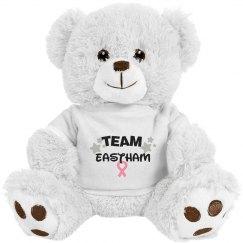 Team Eastham Stuffed Animal