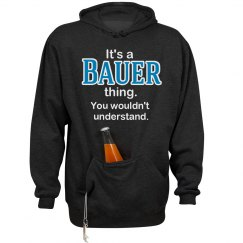 Its a Bauer thing