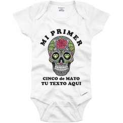 Personalized: Mi Primer Cinco de Mayo