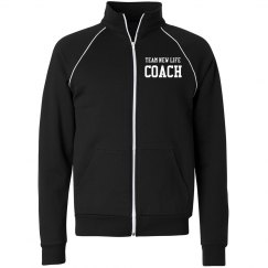 Men's Team New Life Coach Jacket