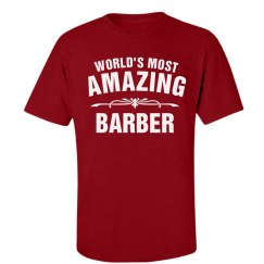 Most amazing barber