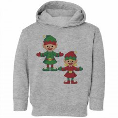 Festive Kids Sweater
