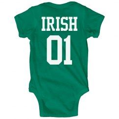 St. Patrick's Day Bodysuit Irish
