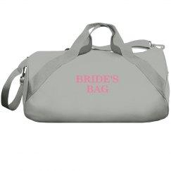 Bride's Duffel Bag