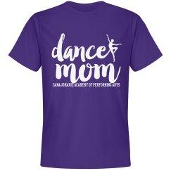 Mens Unisex TShirt - Dance Mom