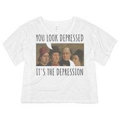 It's the Depression
