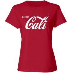 Enjoy Cali Cola