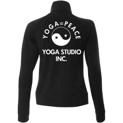 Yoga Is Peace Business