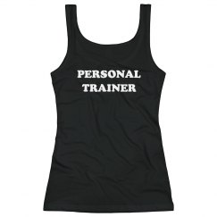 Personal Trainer Tank