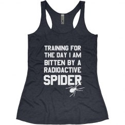 Training For Radioactive Spiders