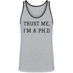 Trust me, I'm a PhD