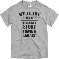 A Military Dad's Legacy