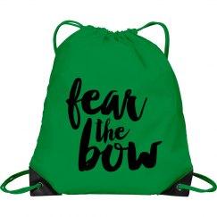 Neon Fear The Bow Cheer Bag
