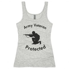 Army Veteran Protected