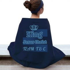 King Jesus Christ (navy)