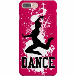 Dance iPhone Cover