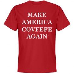 Make America Covfefe Again Trump