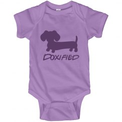 Doxified Onesie in Lavender